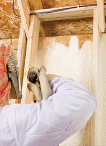 Savannah Spray Foam Insulation Services and Benefits